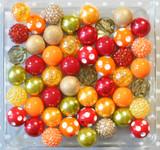 Fall Harvest bubblegum bead wholesale kit