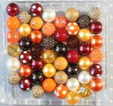 Thanksgiving Day bubblegum bead wholesale kit