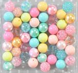 Macaron Mix bubblegum bead wholesale kit