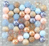 Beach Sands bubblegum bead wholesale kit