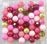 Cherry Blossom bubblegum bead wholesale kit