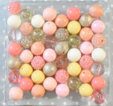 Desert Southwest bubblegum bead wholesale kit