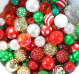 Christmas Potpourri bubblegum bead wholesale kit