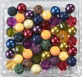 Fall Riches bubblegum bead wholesale kit