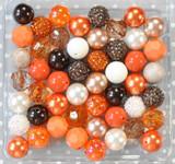 Pumpkin Pie bubblegum bead wholesale kit