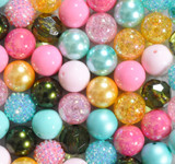 Austin Rose bubblegum bead wholesale kit