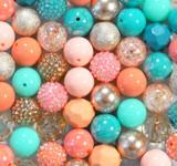 Morocco bubblegum bead wholesale kit