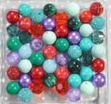 Mermaid Princess bubblegum bead wholesale kit
