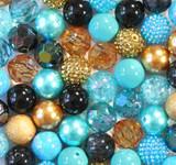 Jasmine bubblegum bead wholesale kit