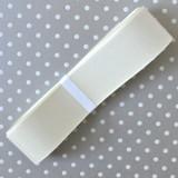 "Offray 1.5"" Antique White grosgrain ribbon"