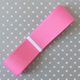 """1.5"""" Offray Hot Pink solid color grosgrain ribbon."""