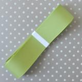 """1.5"""" Offray Lemongrass solid color grosgrain ribbon."""