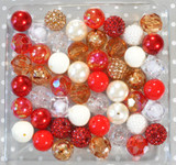Cherry Soda bubblegum bead wholesale kit