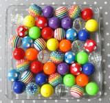 Rainbow bubblegum bead wholesale kit