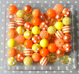 Halloween candy bubblegum bead wholesale kit