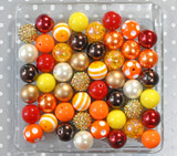 Thanksgiving bubblegum bead wholesale kit