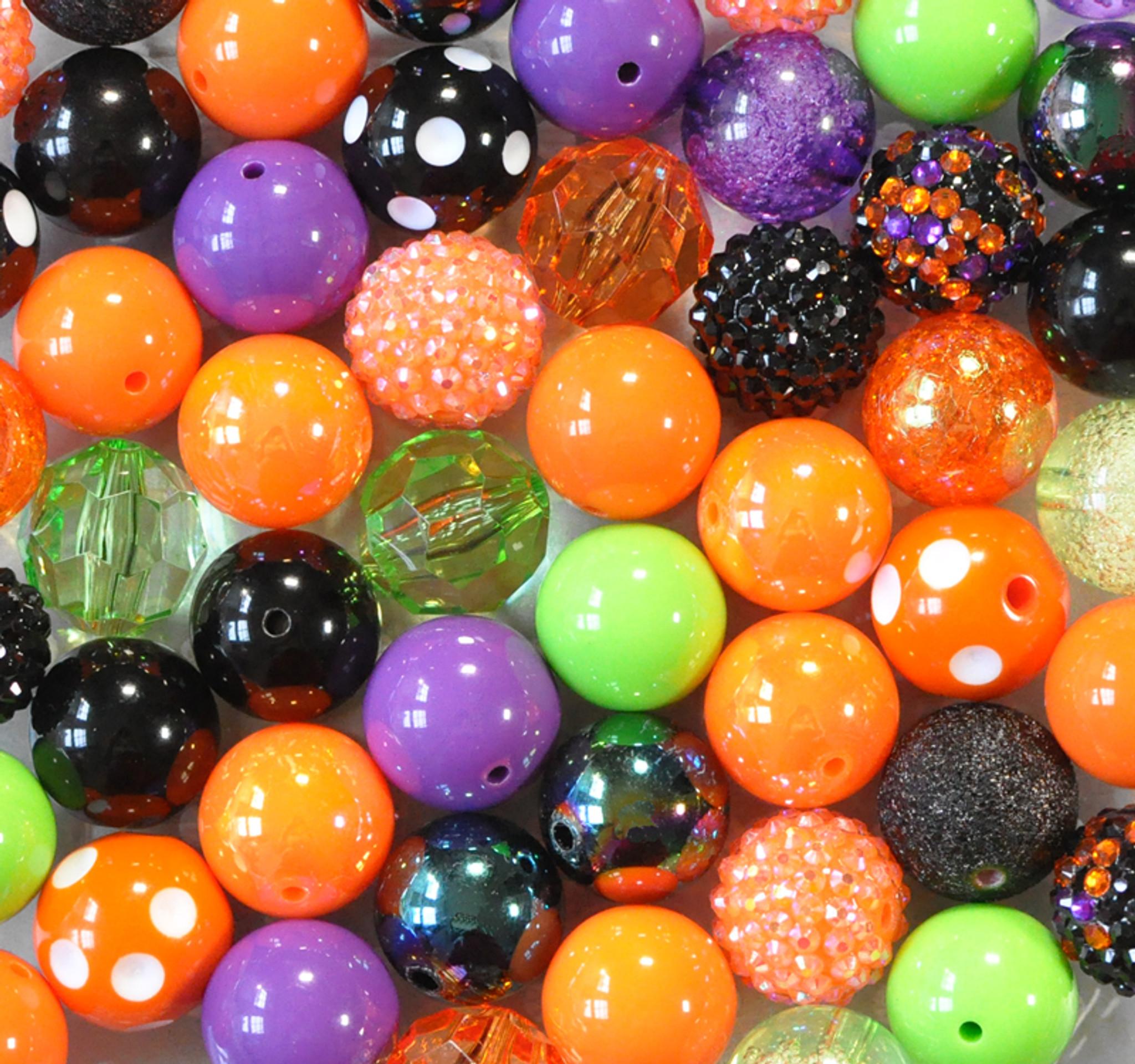 Halloween Potion bubblegum bead wholesale kit