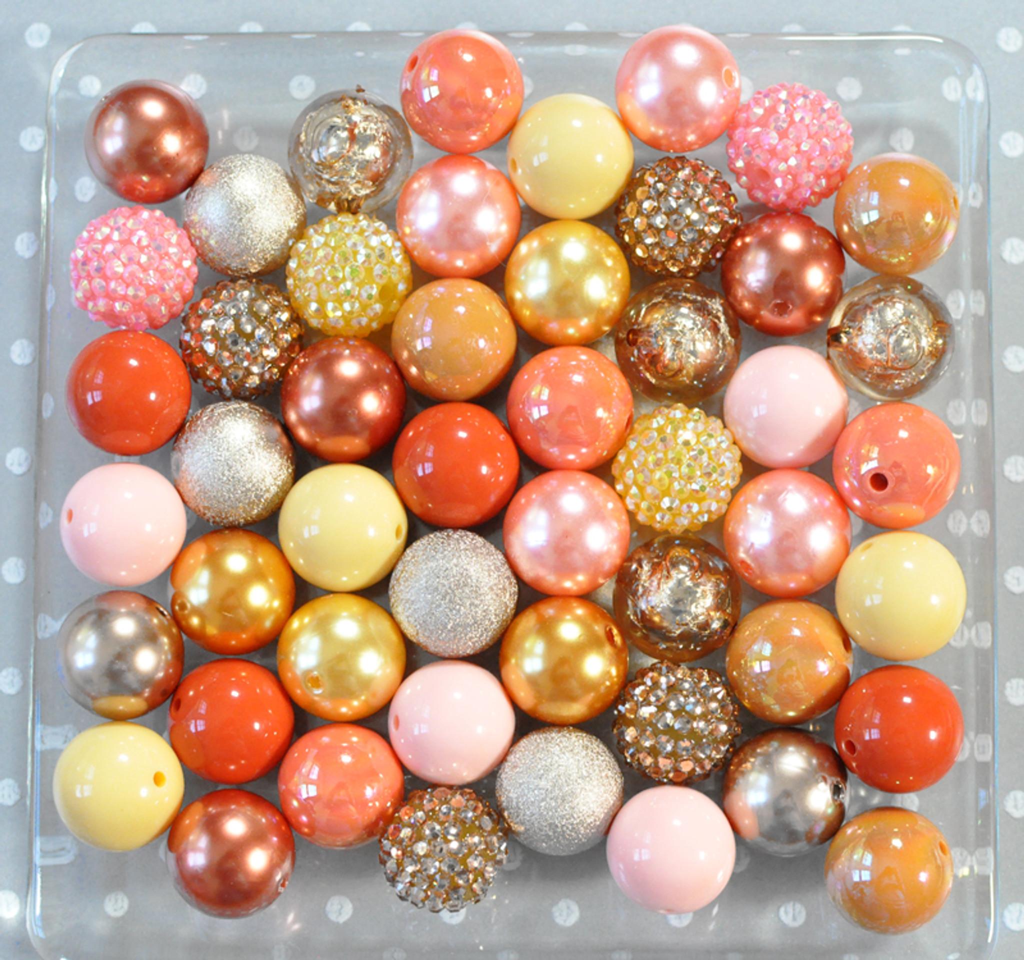 Honey Dew bubblegum bead wholesale kit
