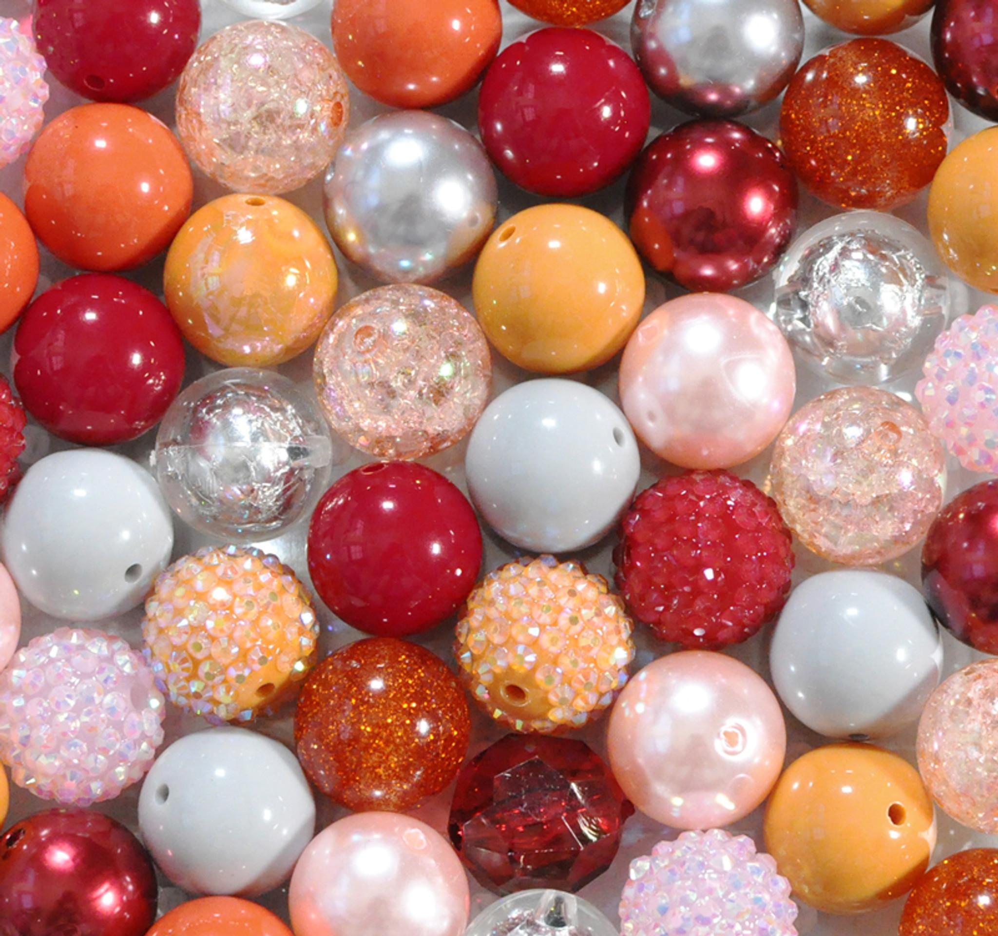 Modern Love bubblegum bead wholesale kit