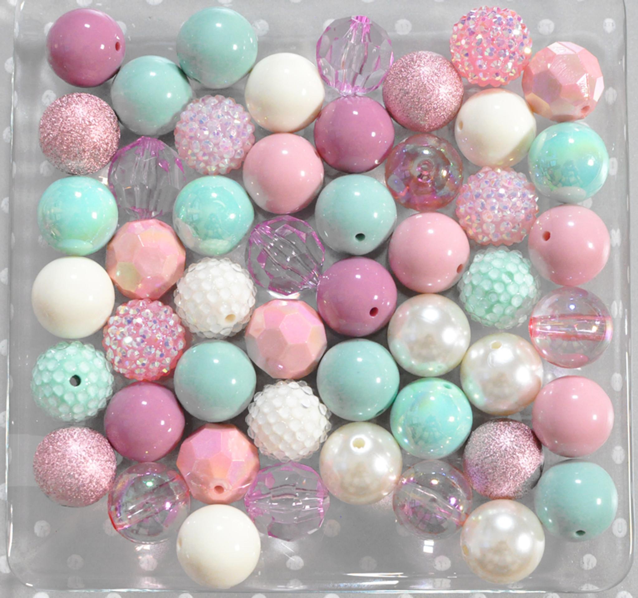 Easter Basket bubblegum bead wholesale kit