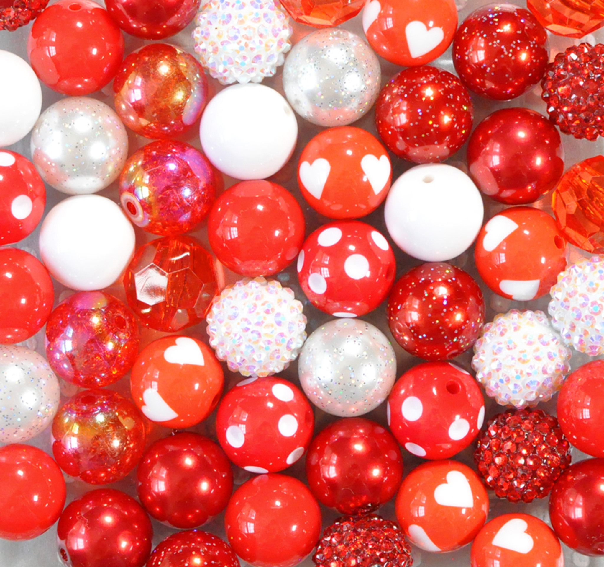 Love Story bubblegum bead wholesale kit