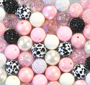 Strawberry Milk bubblegum bead wholesale kit