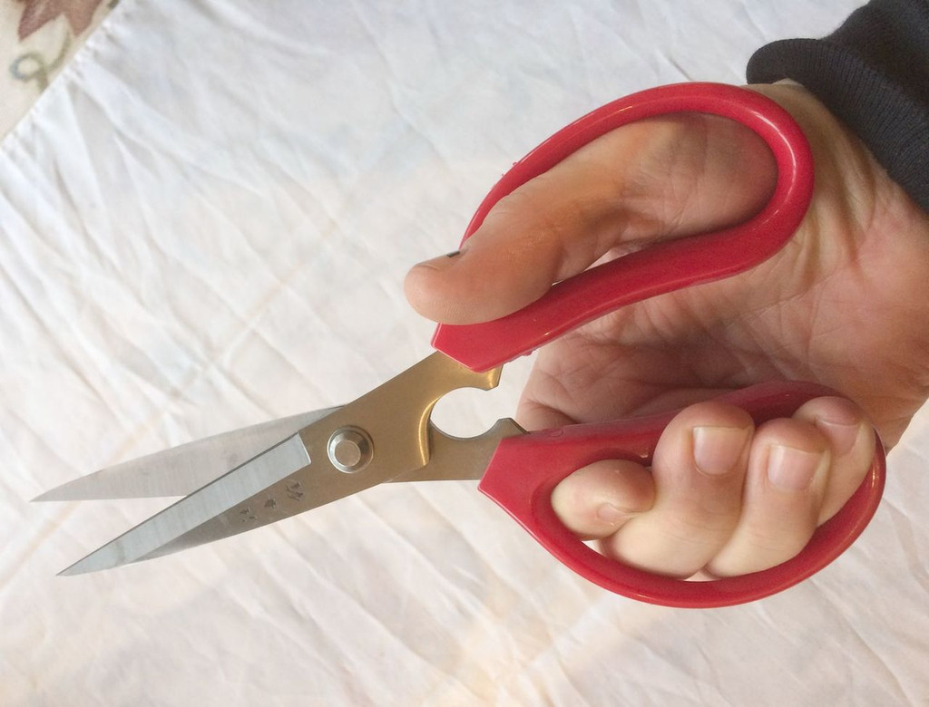 Spiceberry Home Industrial Utility Scissors - 8-1/2-Inches