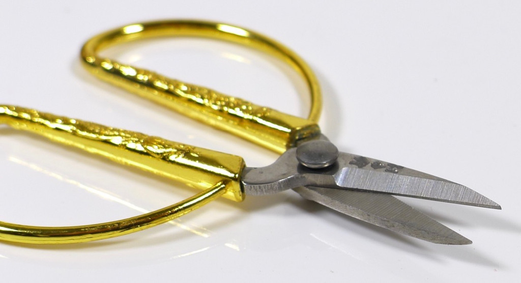 Spiceberry Home Gold Handle Embroidery Scissors