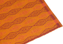 Spiceberry Cotton Placemats - Moroccan Diamond Pattern - Set of 4