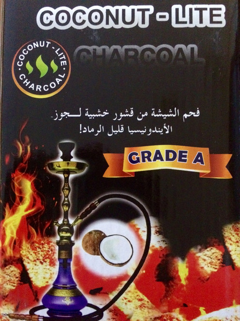 Nakhla Coconut-Lite Charcoal