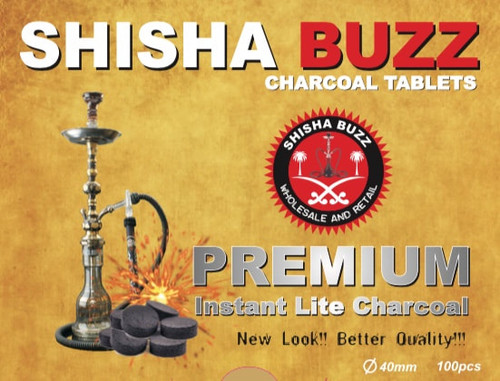 Shisha Buzz Quick Light Coals
