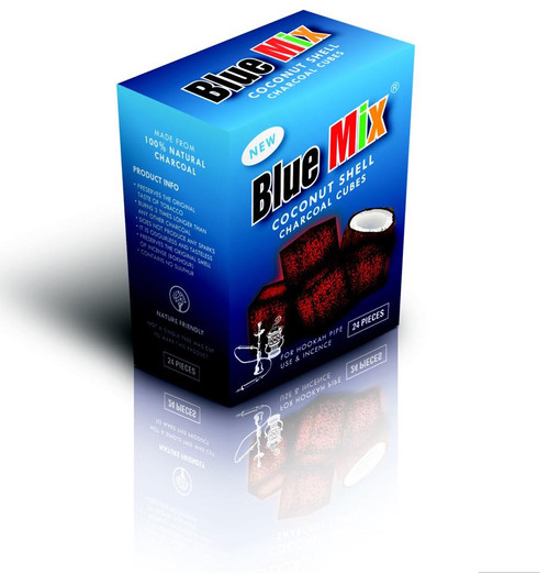 Amaren Bluemix Natural Coconut Coal 1kg