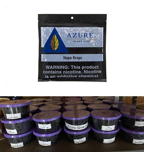 Azure Black Line 50g Sample Tubs