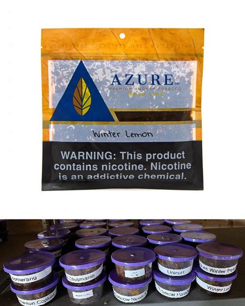 Azure Gold Line 50g Sample Tubs