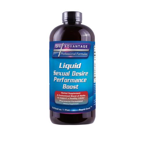 Liquid Sexual Desire Performance Boost