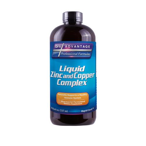 Liquid Zinc & Copper Complex by Drs Advantage