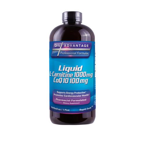 Liquid L-Carnitine CoQ10