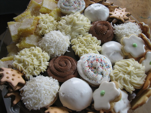 Cookie and Cupcake Tray