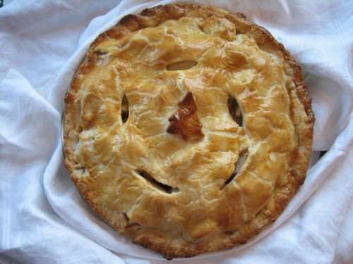 Crust Pie.