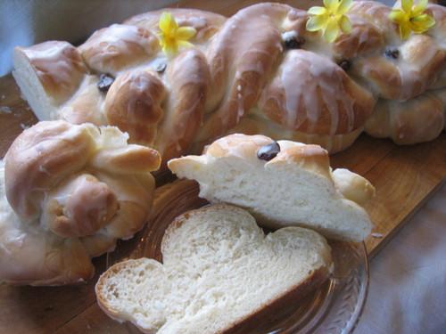 Sweet Bread Braid