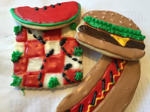 Summer Picnic Cookies