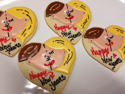 Midnight Kissers Sugar Cookies