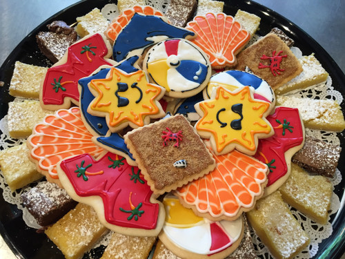 Cookie and Bar Tray