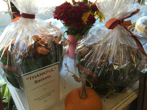 """""""THANKFUL"""" Basket of Goodies"""