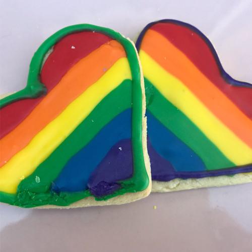 Pride Sugar Cookies