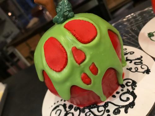 Poison Apple Cakes