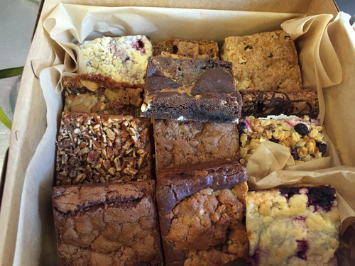 Bar and Brownie of the Month Club and Delivery
