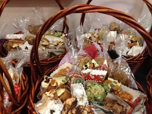 Christmas Sweets Baskets