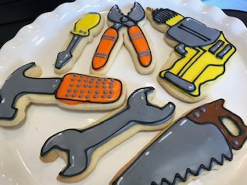 Tool Kit Sugar Cookies