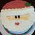Santa! Cake